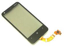 Original Nokia Lumia 620 Touchscreen Digitizer Frame Touch Display Glas Rahmen