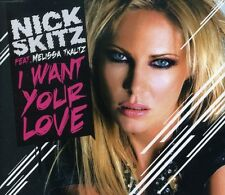 Nick Skitz - I Want Your Love [New CD]