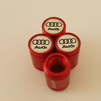 AUDI S LINE METAL SPORTS Valve Dust caps all Cars 7 COLORS UK DISPATCH S5 S6 S4