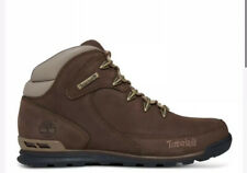 DSS* Timberland EURO ROCK HIKER FOR MEN IN BROWN SIZE Uk 12.5
