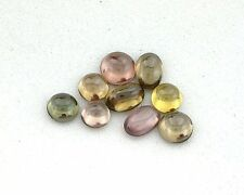 5.22 Carat Natural Assorted Color Zircon Cab Cabochon Gem Gemstone ZC2