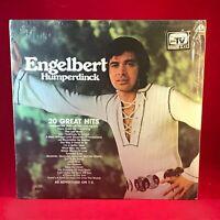 ENGELBERT HUMPERDINCK 20 Great Hits 1977  Vinyl LP EXCELLENT CONDITION best of