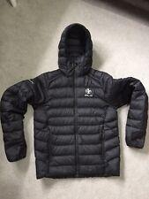 Ralph Lauren Men's RLX Explorer 730 Hooded Down Jacket Size Small Black
