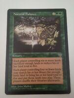 MTG Magic the Gathering English Natural Balance 1996 Mirage NM