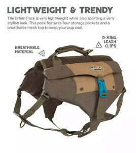 Outward Hound Denver Urban Pack Dog Backpack Small/Medium(25-55lbs)-NEW