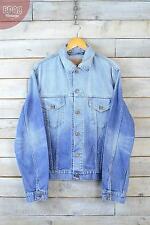 Vintage Levi's Dip Dye Effect Denim Jacket (L)