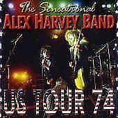 Alex Harvey - US Tour '74 (Live Recording, 2006)