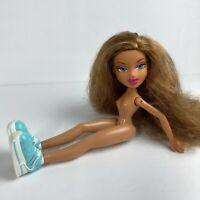 Bratz Doll Yasmin 2001 MGA Entertainment Fashion Doll with Feet Vintage
