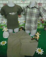 vêtements occasion garçon 6 ans,pantalon PETIT BOY,chemisette,tee-shirt