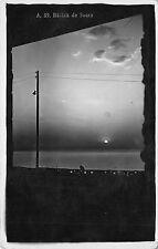 B30197 Rasarit de soare  real photo constanta romania