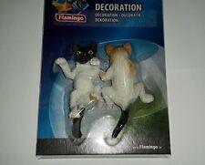 2 chatons décoration aquarium Neuf