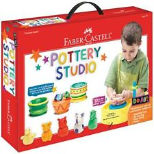 FABER-CASTEL DO ART POTTERY STUDIO KIT-092633703977
