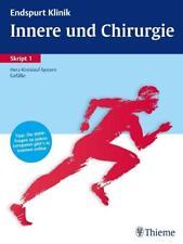 Endspurt Klinik Skript 1: Innere und Chirurgie - Herz-Kreislauf-System,...