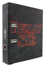 Angebot: 4 x Replay & Sons DIN A4 Ordner + 2 x Playboy Etui NEU mit Rechnung