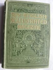 More details for english illustrated magazine 1885-86 wilkie collins j.m barrie newcastle chester