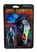 """Army of Darkness - Evil Dead Ash 3 3/4"""" custom action figure on foil card"""