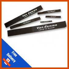 Van Damme Réutilisable libérable Velcro Nylon Velcro Attaches De Câbles (10 Pack)