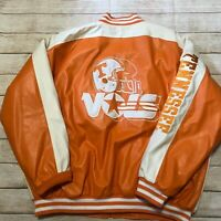 Steve & Barry's Orange and White Tennessee Vols Sz Xxl Jacket Euc 2xl