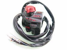 Honda Four CB400 400 comando dx destro luci avviamento spegnimento devioluci