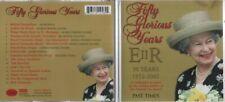 50 Glorious Years - Celebrating Golden Jubilee of Queen Elizabeth II (CD)