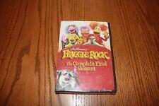 Fraggle Rock: The Complete Final Season (DVD, 2009, 5-Disc Set) NEW Rare