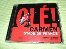 """RARE! CD """"OLE! CARMEN au Stade de France / Georges BIZET"""""""