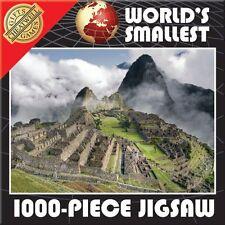 World'S Più Piccolo Puzzle 1000 PEZZI-Machu Pichu