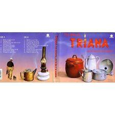 RARE DOUBLE CD COLLECTOR  + TRIANA UNA HISTORIA...DE LA LUZ Y DE LA SOMBRA