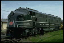 391059 USA New York Central EMD E8 Passenger Diesel 4096 1987 A4 Photo Print