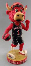 RARE Iowa Energy D-League BENNY THE BULL Chicago Bulls bobblehead SGA mascot