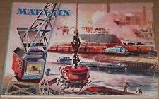 Vintage 60's Dutch Marklin Train 1964/1965 Railroad Toy Dealer Catalog Catalogue