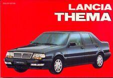 Lancia Thema & 8.32 Ferrari - excellent book! English edition