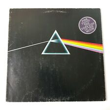 Pink Floyd The Dark Side Of The Moon Vinyl LP 1973 French Press SHVL 804 Record