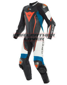 Brand New MotoGP Motorbike/Motorcycle Racing Leather 1 Piece Suit All Size Avail