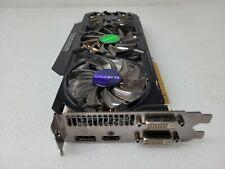 GIGABYTE GV-N770OC-4GD GeForce GTX 770 4GB 256-Bit GDDR5 PCIE 3.0 WINDFORCE