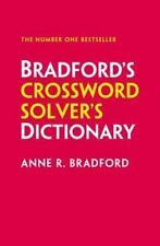 Collins Bradford's Crossword Solver's Dictionary by Anne R. Bradford (Paperback)