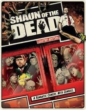 Shaun of The Dead (limited Edition) 0025192186981 With Simon Pegg Blu-ray