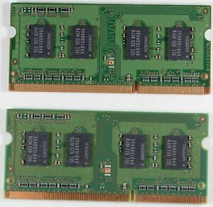 4GB DDR3 (2x 2GB) Laptop Memory for TOSHIBA Satellite L755 L755-S5306 L755-S5311