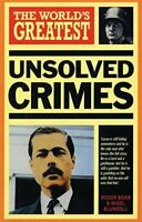 World's Greatest Unsolved Crimes, Blundell, Nigel, Very Good, Paperback