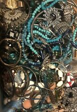 Jewelry Mixed Lot. 5+ lbs All Wearable. A