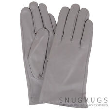 Damen / Damen Butter weich Premium Leder Handschuhe