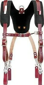 Occidental Leather 5055 Stronghold Suspension System Comfort Padded Suspenders