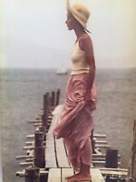 Carte Postale   DAVID  HAMILTON   Postcard   Femme  Woman  Mer