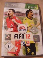"PC Spiel für XBOX, ""FIFA 12"" Classics , ab 0"