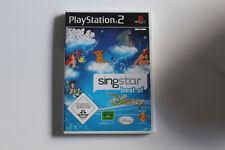 Sony Playstation 2 PS2 Spiel Singstar Best of Disney