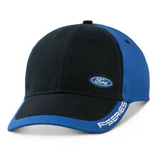 Ford F-Series Black and Blue Unstructured Cotton Hat
