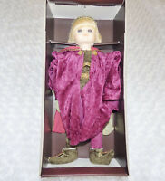 Mundia French Porcelain Doll ISEULT ISOLDE Christine Cecil Reve de Porcelaine