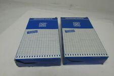 "Graphic Controls 00184101 5.969""x103' Recording Chart Rolls Lots Of 10 Rolls"