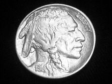 1914 Buffalo Nickel --- Gem Uncirculated w/ Full Horn