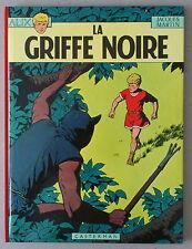 Martin    ALIX   **   LA GRIFFE NOIRE   **